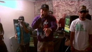 Video: Talib Kweli, Buckshot, Steele, Skyzoo, Joey Bada$$ & Kirk Knight - Boiler Room (Freestyle)